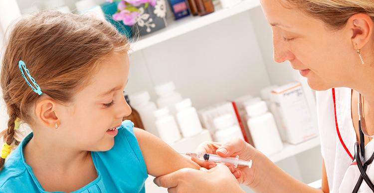 Прививка от аллергии